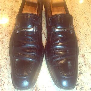 Salvatore Ferragamo Black loafers 11.5